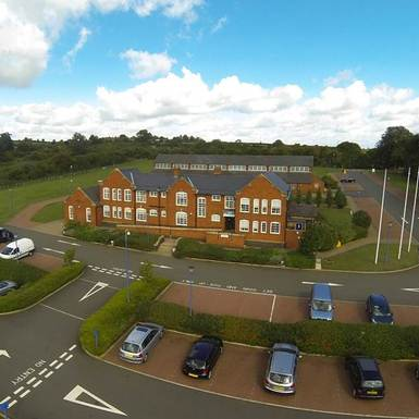 Diamonds Business Centre, Attlee Way Irthlingborough, is now fully let